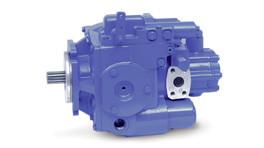 Parker PV046R1K1AYNELW+PGP511A0 Piston pump PV046 series