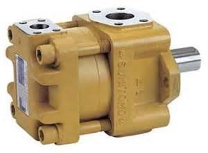SUMITOMO QT4123 Series Double Gear Pump QT4123-63-6.3F