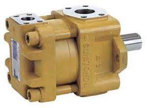 SUMITOMO QT6252-100-63F-HT QT6252 Series Double Gear Pump