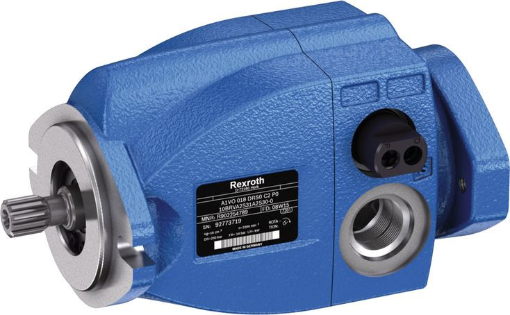 A7VO80DR/63R-NPB01-E*SV* Rexroth Axial plunger pump A7VO Series