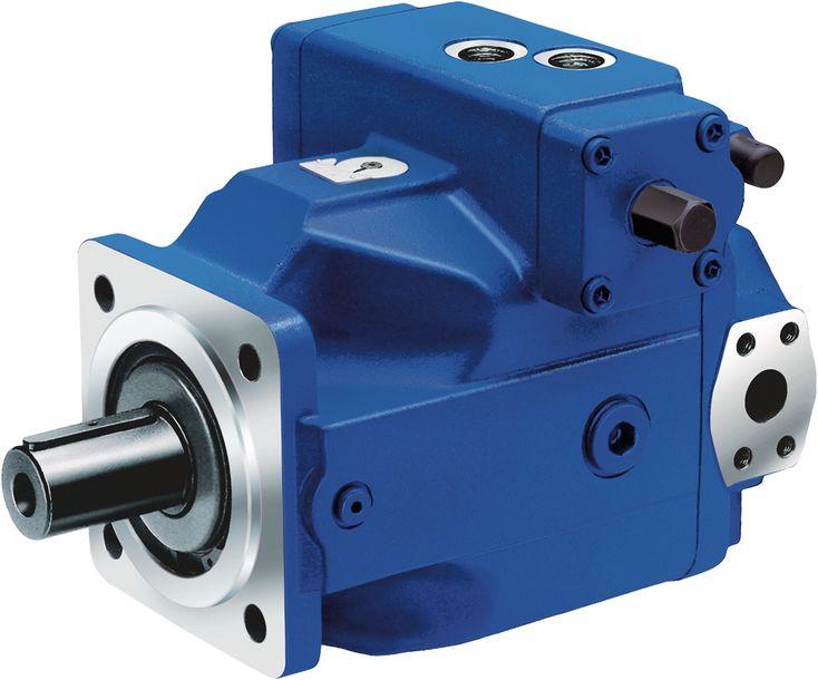 PR4-3X/5,00-500RA01M01R900460924 Original Rexroth PR4 Series Radial plunger pump