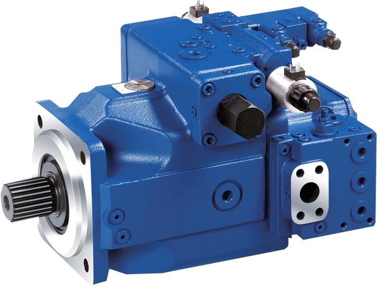 Original R900932173	PGH5-2X/080RE11VE4 Rexroth PGH series Gear Pump