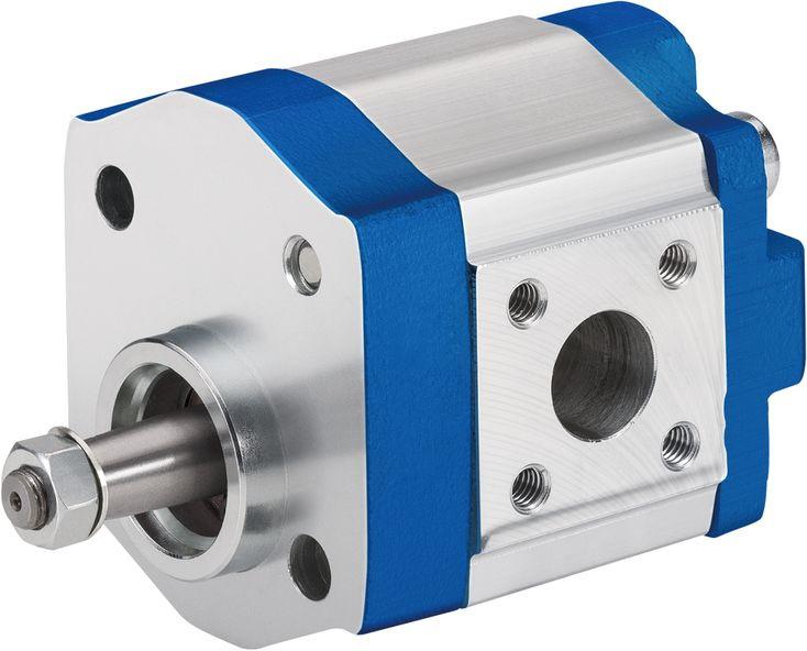 Original R918C01077AZPT-22-032RDC07KB Rexroth AZPT series Gear Pump