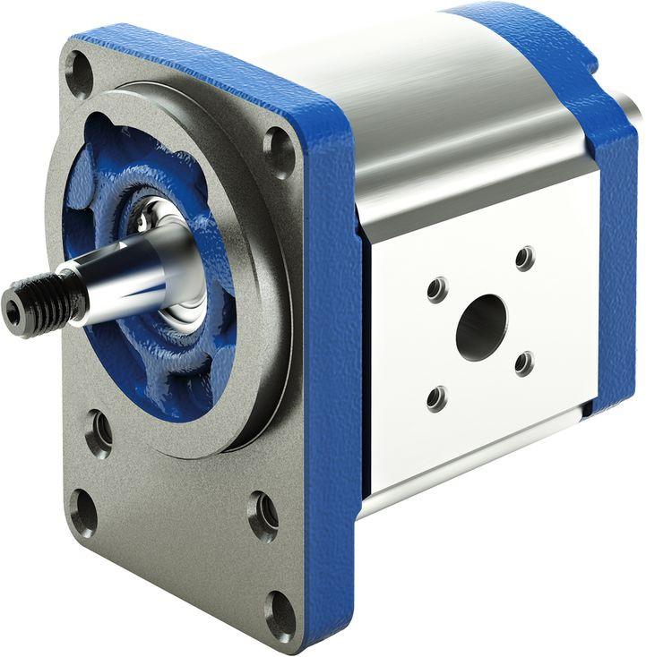 Original Rexroth AZPJ series Gear Pump 518715003AZPJ-22-028RNT20MB-S0002