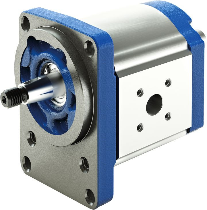 PR4-3X/4,00-700RA12M01 Original Rexroth PR4 Series Radial plunger pump