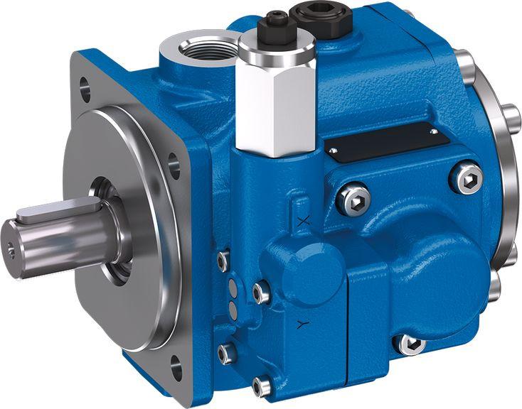 PR4-3X/4,00-700RA01M08R900401886 Original Rexroth PR4 Series Radial plunger pump