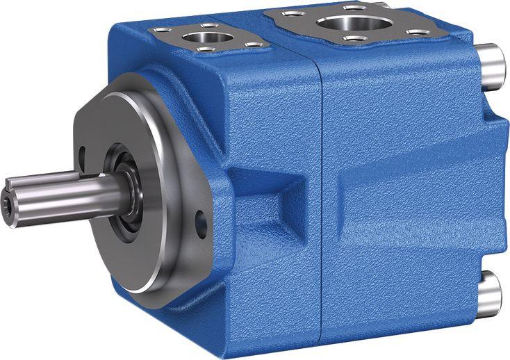 A7VO55LRD/63R-NPB01-E*SV* Rexroth Axial plunger pump A7VO Series
