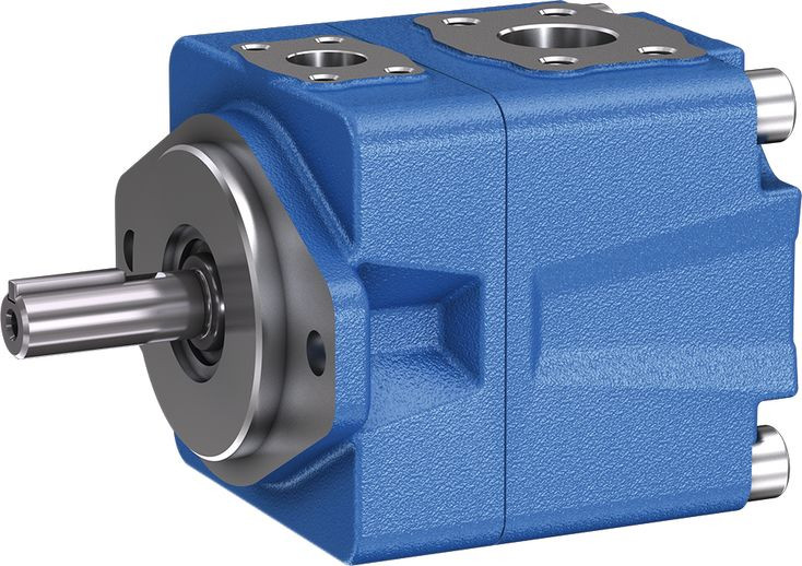 Original PV2R2-53-F-RAA-4118 Rexroth PV7 series Vane Pump