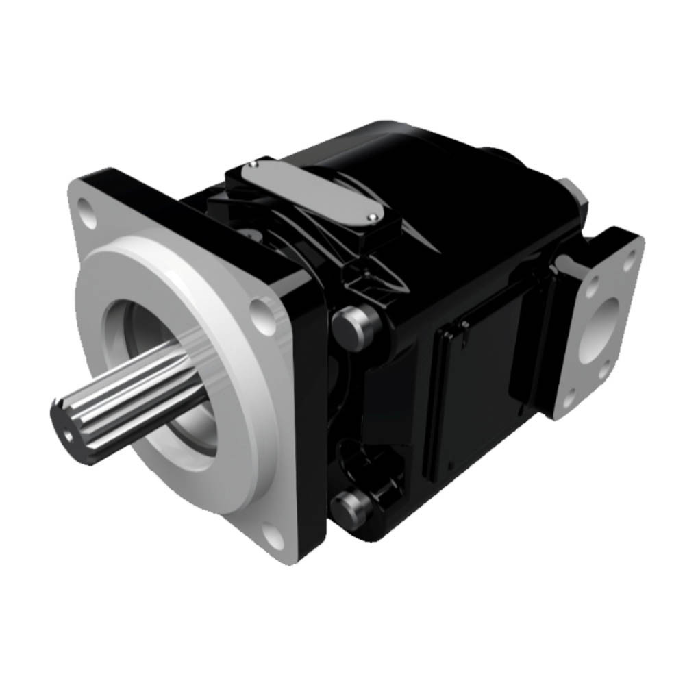 HYDAC PGI103-6-160 PG Series Gear Pump