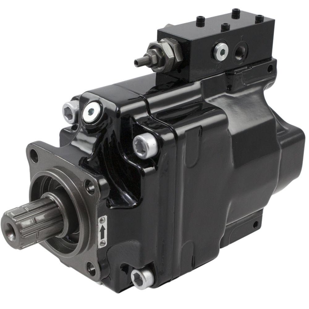 HYDAC PGI102-6-200 PG Series Gear Pump