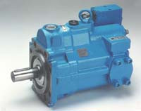 NACHI PZ-6B-25-220-E1A-20 PZ Series Hydraulic Piston Pumps