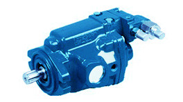 Parker Piston pump PV270 PV270L9K1LLVMRW4645K0190 series