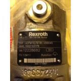 R902193379 A2FM16/61W-VBB040 Rexroth Axial Piston Pump/motor